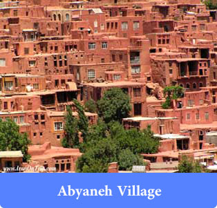 Abyaneh Village - Historical Villages of Iran