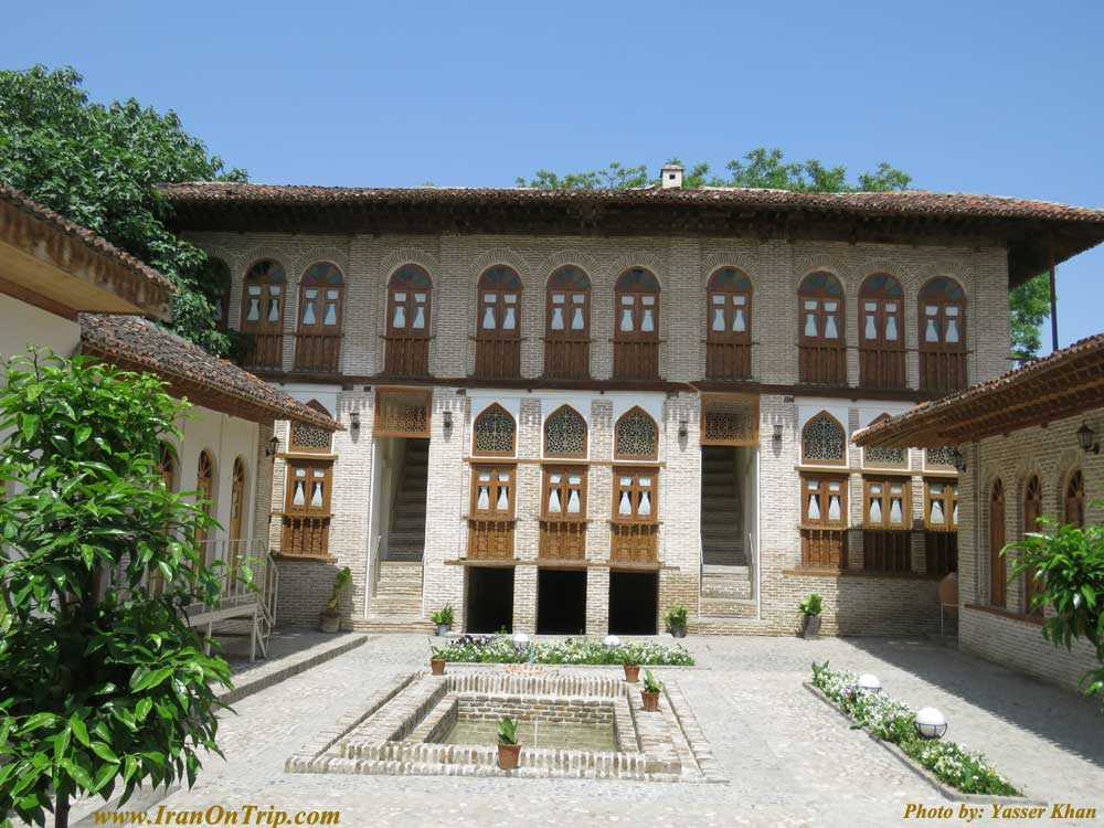 Amir Latifi's House (Gorgan handicrafts museum)