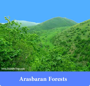 Arasbaran Forests - Forests of Iran