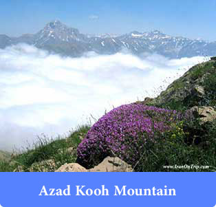 Azad Kooh - Mountains of Iran