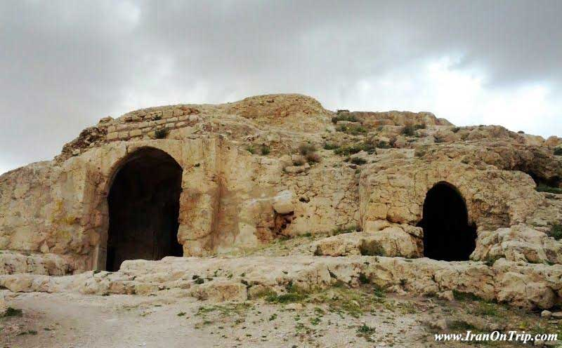 Shiraz Azarakhsh Fire Temple-Historical Places of Iran