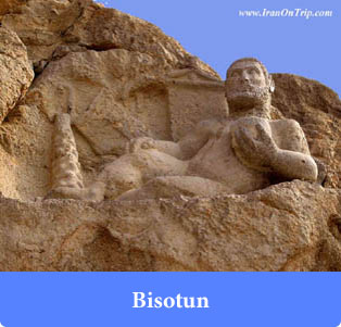 Bisotun - Historical Places of Iran