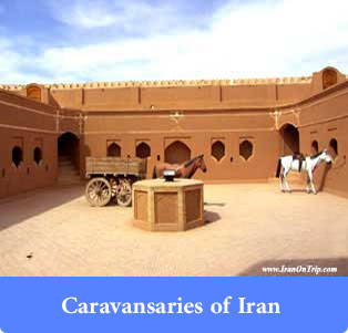 Caravansaries of Iran