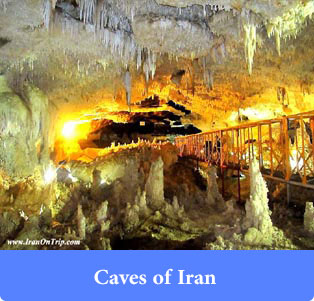 caves of Iran - Trip to Iran