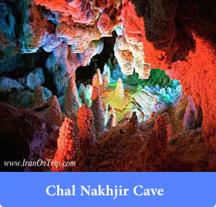 Chal-Nakhjir-Cave - Caves of Iran