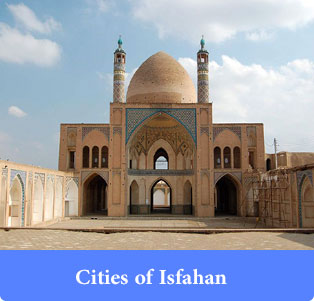 Cities of Isfahan - Isfahan Province