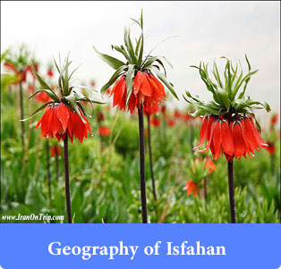 Geography of Isfahan