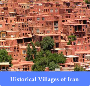 Historical Villages of Iran - Trip to Iran