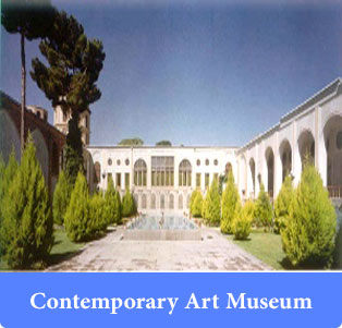 Isfahan.Museums-Contemporary-Art-Museum