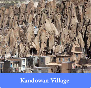 Kandowan Village - Historical Villages of Iran