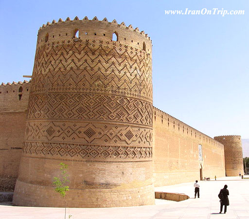 Karim Khan Citadel in Shiraz-Historical Citadel of Iran