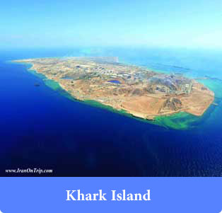Khark Island - Islands of Iran