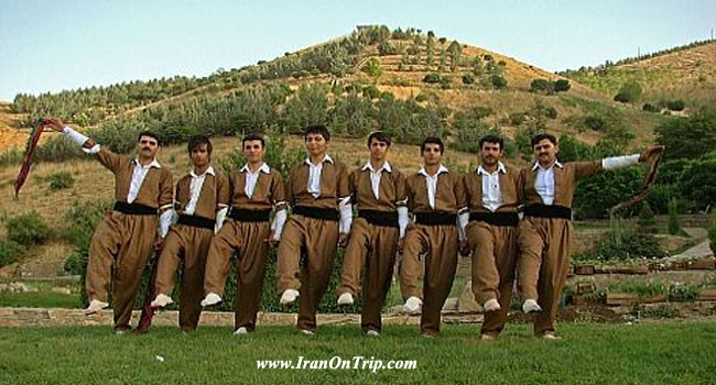 Kurds Tribes in Iran