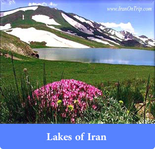 Lakes of Iran - Trip to Iran