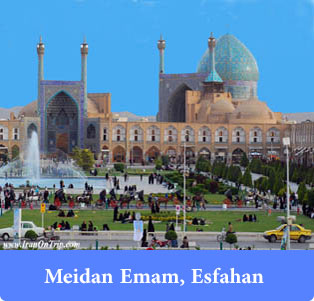 Meidan Emam, Esfahan (Naghshe-Jahan SQ) - Historical places of Iran