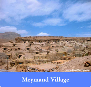 Meymand Village - Historical Villages of Iran