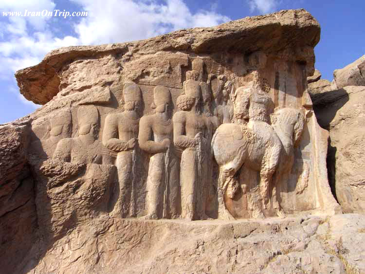 Naqsh e Rajab shiraz Iran-Historical Places of Iran