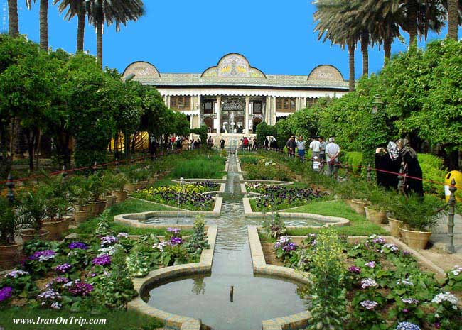 Narenjestan Garden of Shiraz-Historical Places of Iran