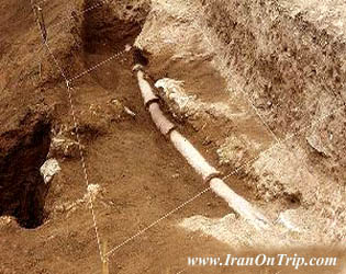 5000-Year-Old Water Pipeline Discovered in Western Iran