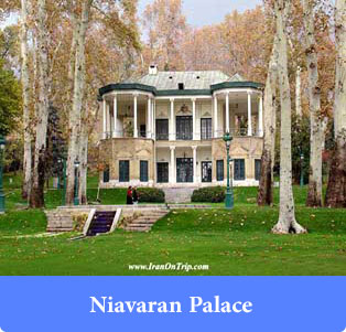 Niavaran Palace of Tehran-Palaces of Iran