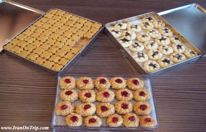 Nowruz Sweets & Dishes in Iran