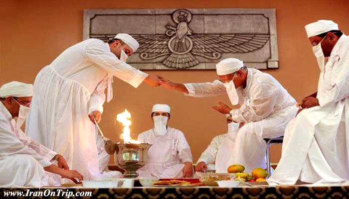 Nowruz in the Zoroastrian faith