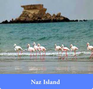 Naz Island - Islands of Iran