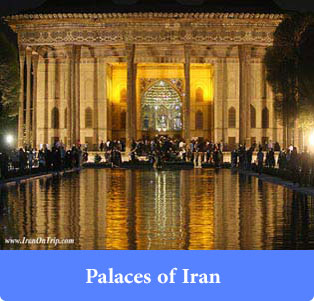 Palaces of Iran - Trip to Iran