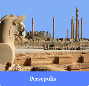 Persepolis - Historical Places of Iran