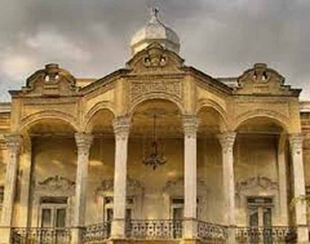 Baq-e-Eilkhani Edifice in Shiraz-Historical Places of Iran