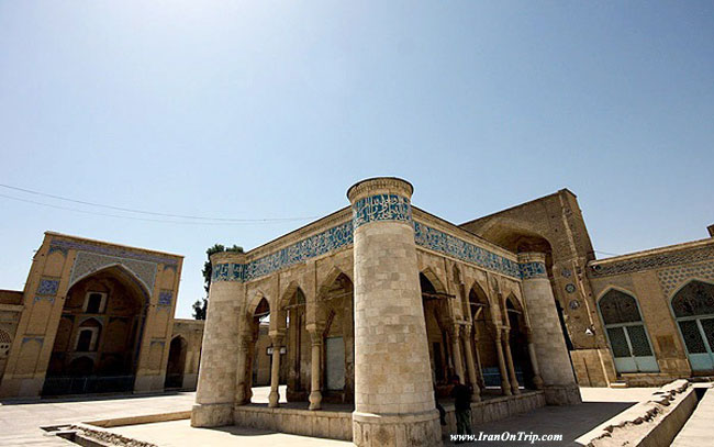 Atiq Jame' Mosque in Shiraz-Historical Mosques of Iran