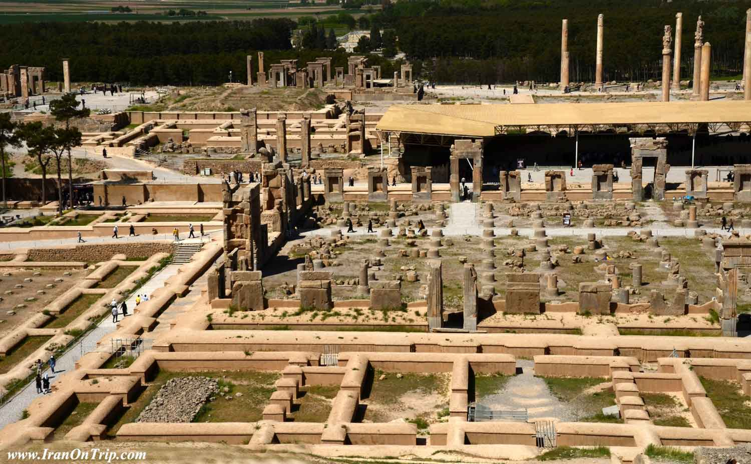 All About Persepolis In Shiraz Takht E Jamshid