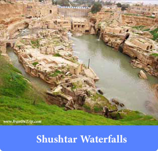 Shushtar Historical Hydraulic System - Historical places of Iran