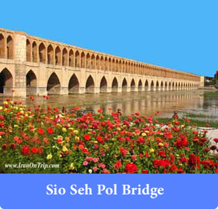 seo seh pol Bridge - Historical Bridges of Iran