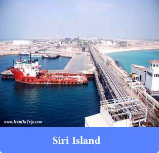 Siri Island - Island of Iran