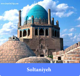 Soltaniyeh - Historical places of Iran
