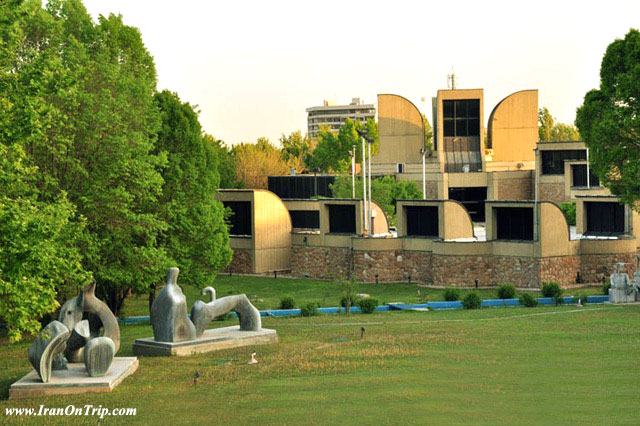 Tehran Museum of Contemporary Arts - Museums of Iran