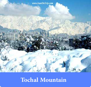 Tochal Mountain - Mountains of Iran