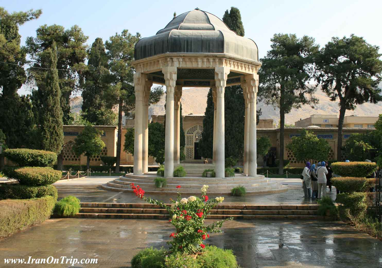 The Tomb of Hafez