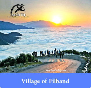 Village of Filband - Historical Villages of Iran