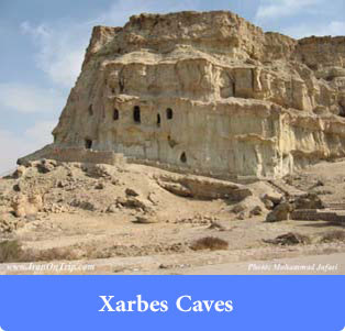 Xarbes-Caves - Caves of Iran