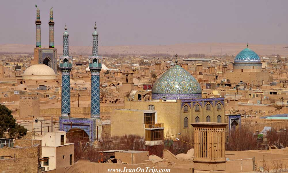 Yazd Province in Iran