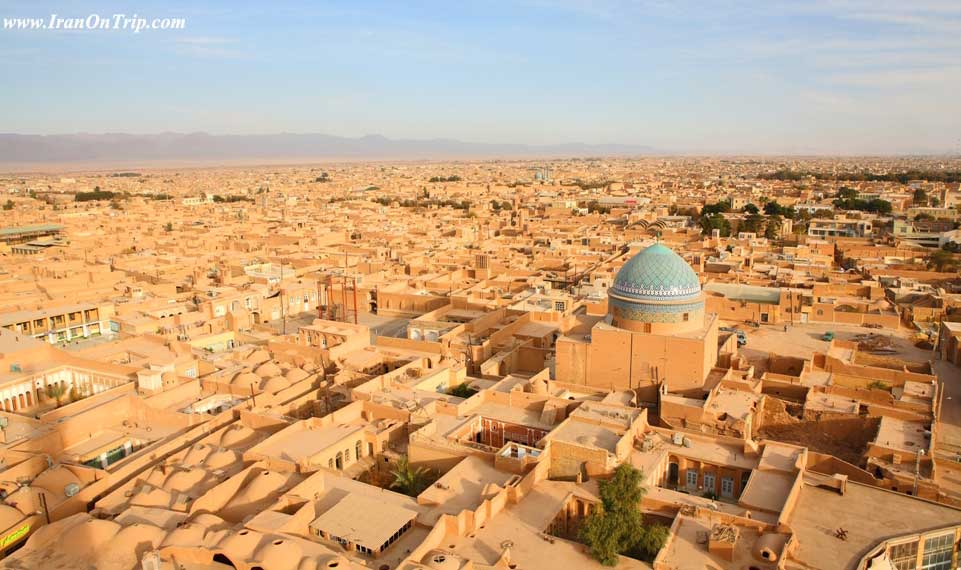 History of Yazd in Iran
