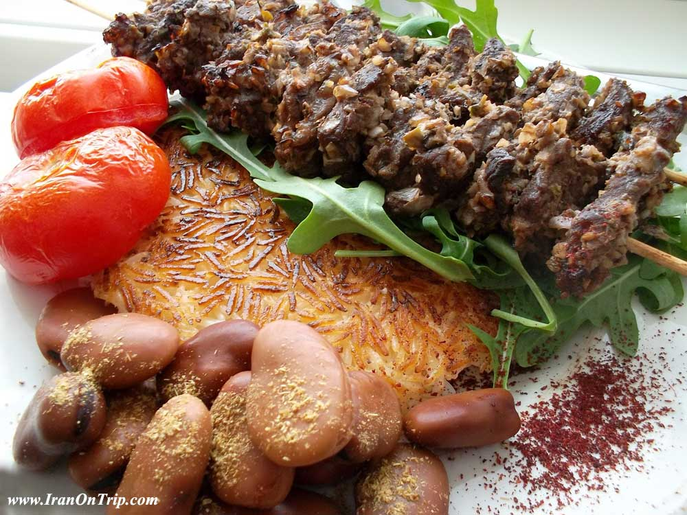 Kebab Torsh of Gilan - Iranian Food - Persian Cuisine - Iranian Cooking - Persian Cooking