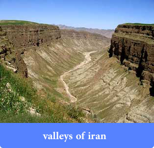 valleys of Iran - Trip To Iran