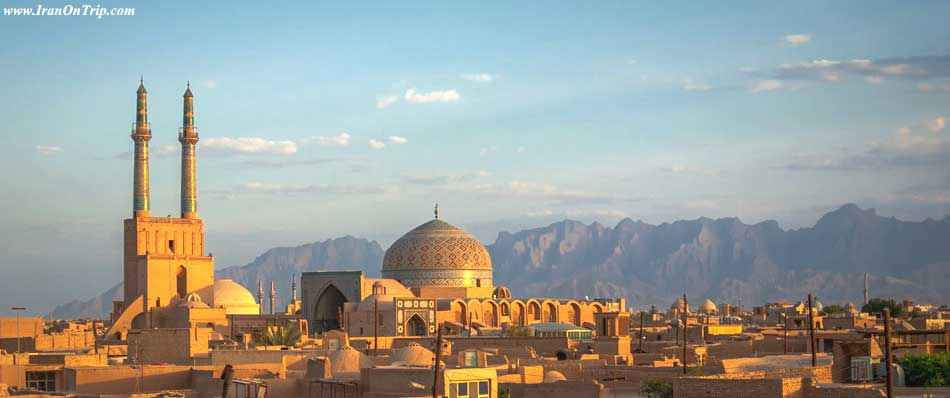 Yazd, Bride of Desert