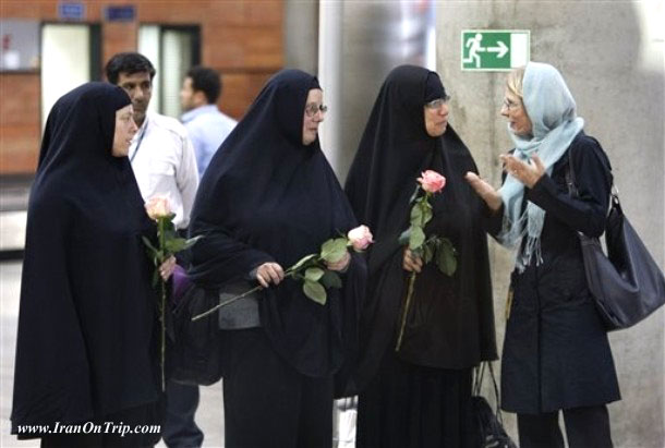 Iran Dress Code in Iran