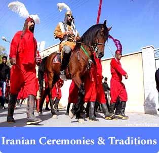 Iranian Ceremonies & Traditions