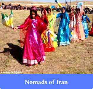 Nomads of Iran-Tribes of Iran
